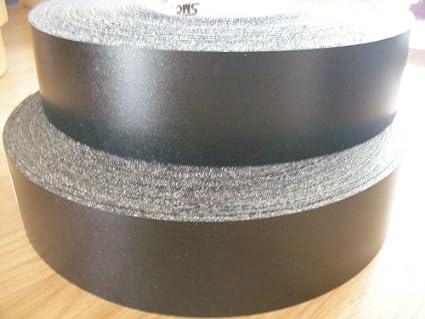Iron on Worktop Edging 48mm Wide DARK WALNUT