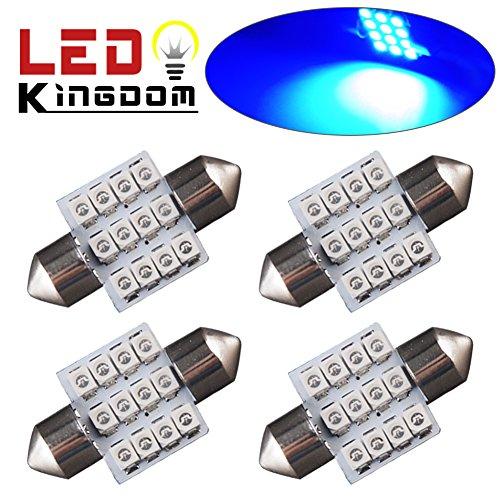 LEDKINGDOMUS 12SMD Festoon Ultra DE3175
