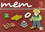img - for MEM 3 : programa para la estimulaci n de la memoria, la atenci n, el lenguaje y el razonamiento book / textbook / text book