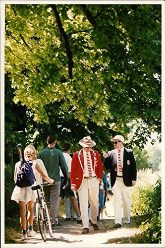 Henley Regatta (Vintage photo of Henley Royal Regatta:henley today for the day of the royal.)