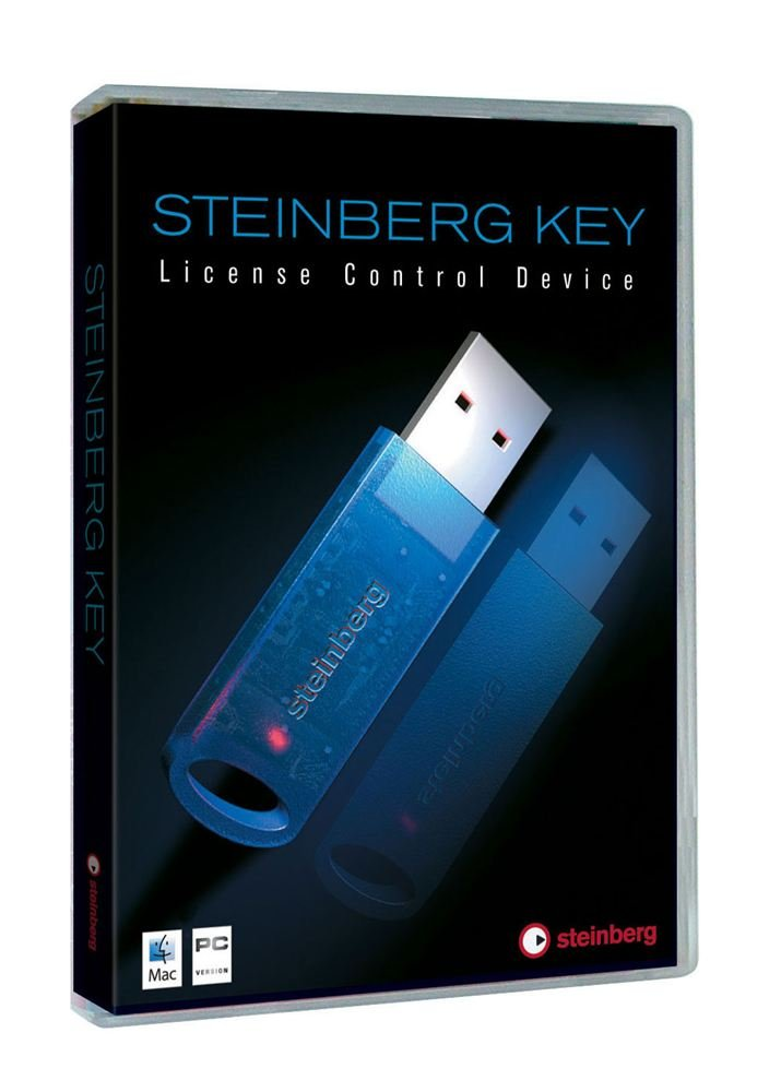 Steinberg-Key USB Key For Steinberg Software Recording & Production Software