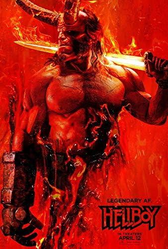 GZSGWLI Hellboy Ron Perlman Fight USA Hot Movie jjhz0910 Home ...