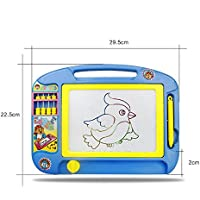 Faironly Children Magnetic Drawing Board Erasable Sketch Doodle Pad Writing Art Toy