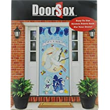 Itu0027s a Boy Polyester Stretch Door Cover Long Lasting  sc 1 st  Amazon.com & Amazon.com: Door Sox