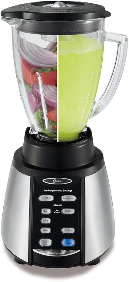 Best blender with glass jar - Oster Reverse Crush Counterforms Blender