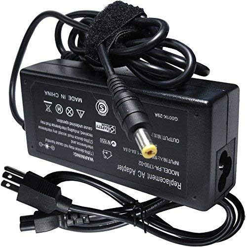 Laptop 19v Ac Adapter Charger Power Cord Supply for Acer Aspire 5551-2036 5551-2805 5551-4200 5551-4937 5715-4713 5715-4740 5715-4928