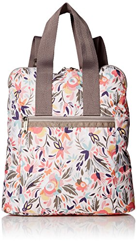 LeSportsac Classic Everyday Backpack, PAREO SAND (Lesportsac Weekender Small)