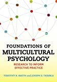 img - for Foundations of Multicultural Psychology: Research to Inform Effective Practice book / textbook / text book