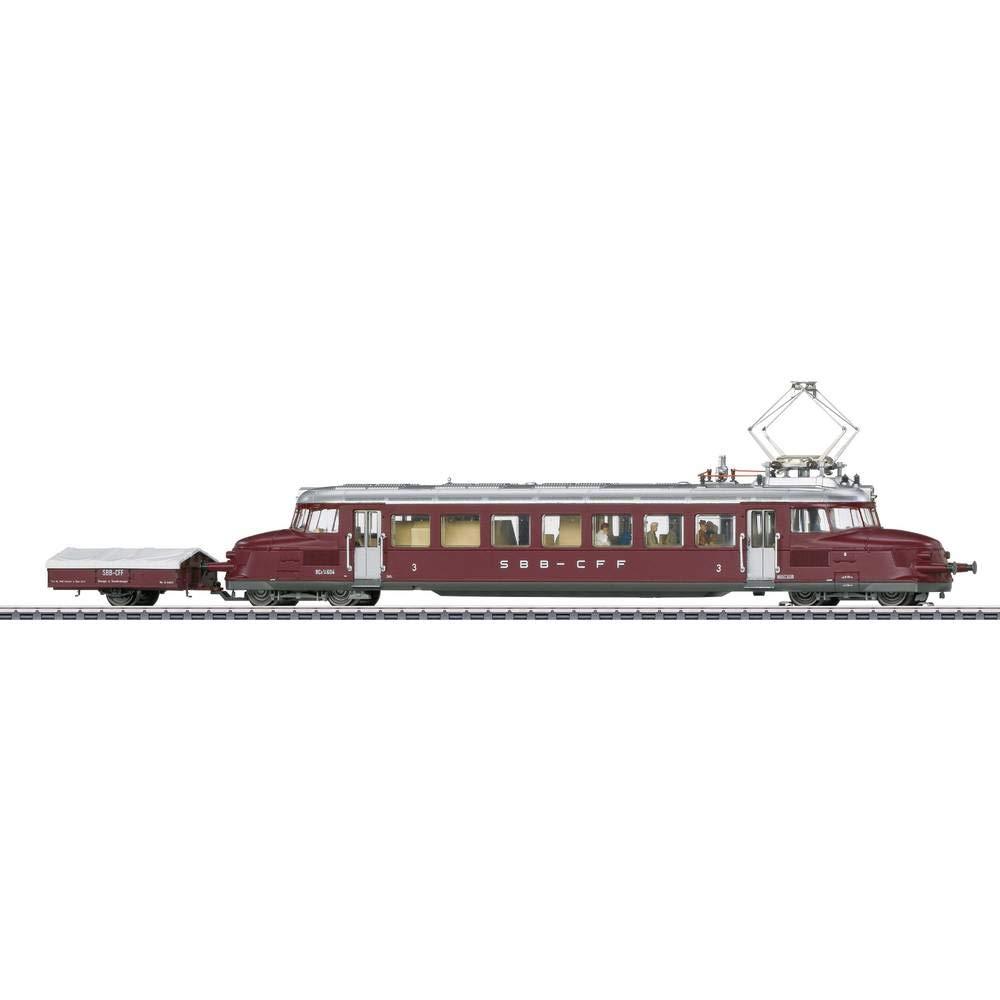 M/ärklin 37869 H0 Triebwagen Roter Pfeil der SBB