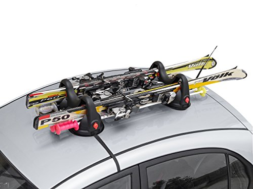 Menabo Himalaya Magnetic Ski and Ski Pole Rack