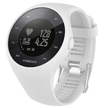 Señor Reloj Digital, sonnena Reloj Sport Mujer Elegante Reloj Smart Watch Correa De Muñeca De Goma Suave correa de silicona para reloj Polar M200 Fitness ...