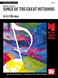 Songs of the Great Outdoors/Vocal, Jerry Silverman, 1562222368