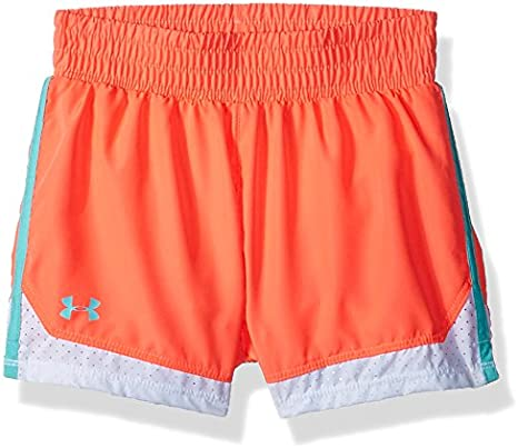 Under Armour Baby Girls Play Up Short