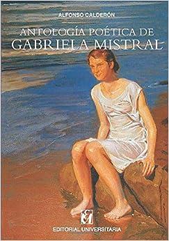 Antología poética de Gabriela Mistral