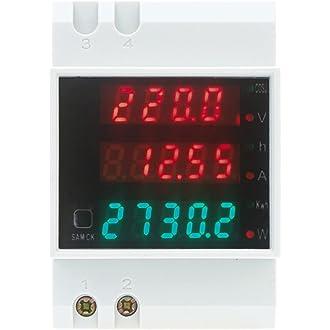 850/C1/DC 0 10/A rectangle analogique Panneau Amp/èrem/ètre