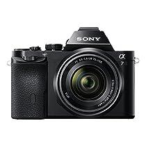 Sony Alpha ILCE-7K - Cámara EVIL (sensor