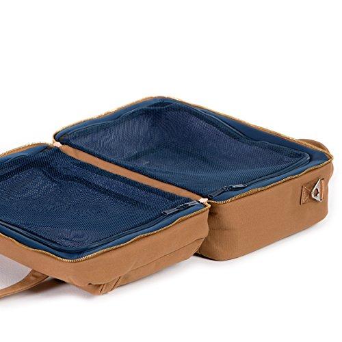 Salida Últimas Colecciones Para El Precio Barato Borsa Uomo Donna Messenger Herschel Beige Men Woman Bowen Bag Select Series Classics C. Caramel 32.5L Sitios Web De Despacho CBDXFjjt9