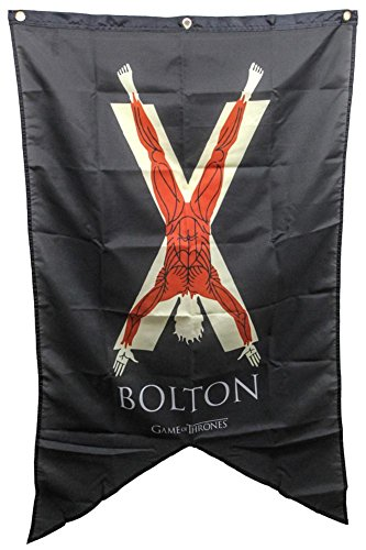 Game Of Thrones Bolton Family Banner