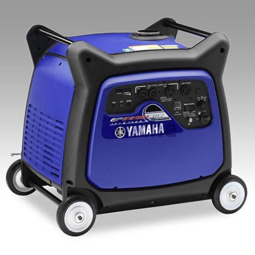 ヤマハ発電機 EF5500iSDE YAMAHA インバーター発電機