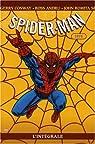 Spider-Man l'Intégrale, Tome 12 : par Conway