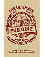 Save on The Ultimate Pub Quiz Book: More Than 10,000 Questions! and more