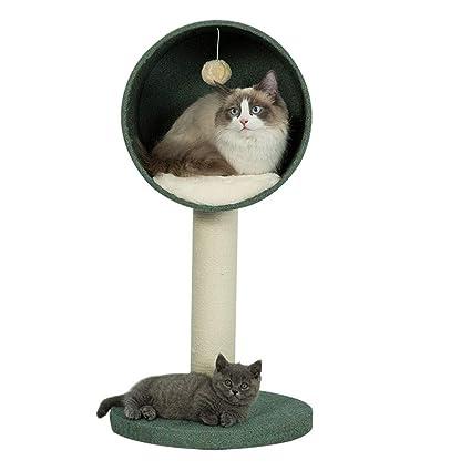 Poste Rascador para Gatos/Plataformas De Gatito, Sisal Y Repuestos ...