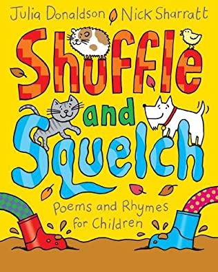 book cover of Shuffle and Squelch