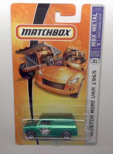 (Matchbox Austin Mini Van 1965)