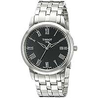 Tissot Men's T033.410.11.053.01 Swiss Quartz Stainless Steel Watch