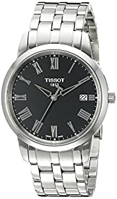 Tissot Men's T033.410.11.053.01 Swiss Quartz Stainless Steel Watch