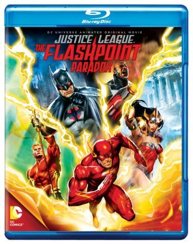 Justice League: The Flashpoint Paradox [Blu-ray] by Warner Home Video
