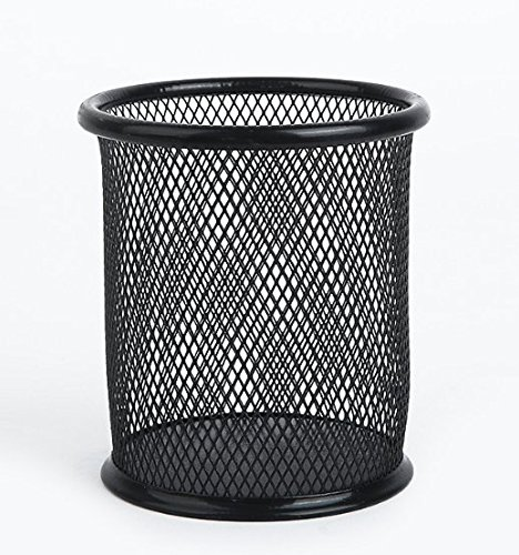 Mesh Collection Pencil Cup, Black