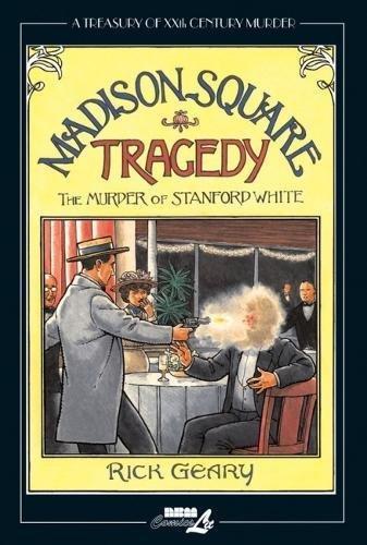 Read Online Madison Square Tragedy: The Murder of Stanford White (Treasury of XXth Century Murder) pdf epub