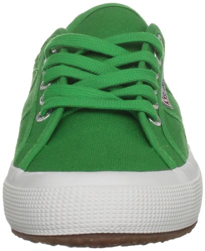 Baskets 2750 Adulte Island Classic Cotu Green Vert c88 Mixte Superga xZSgTqwT