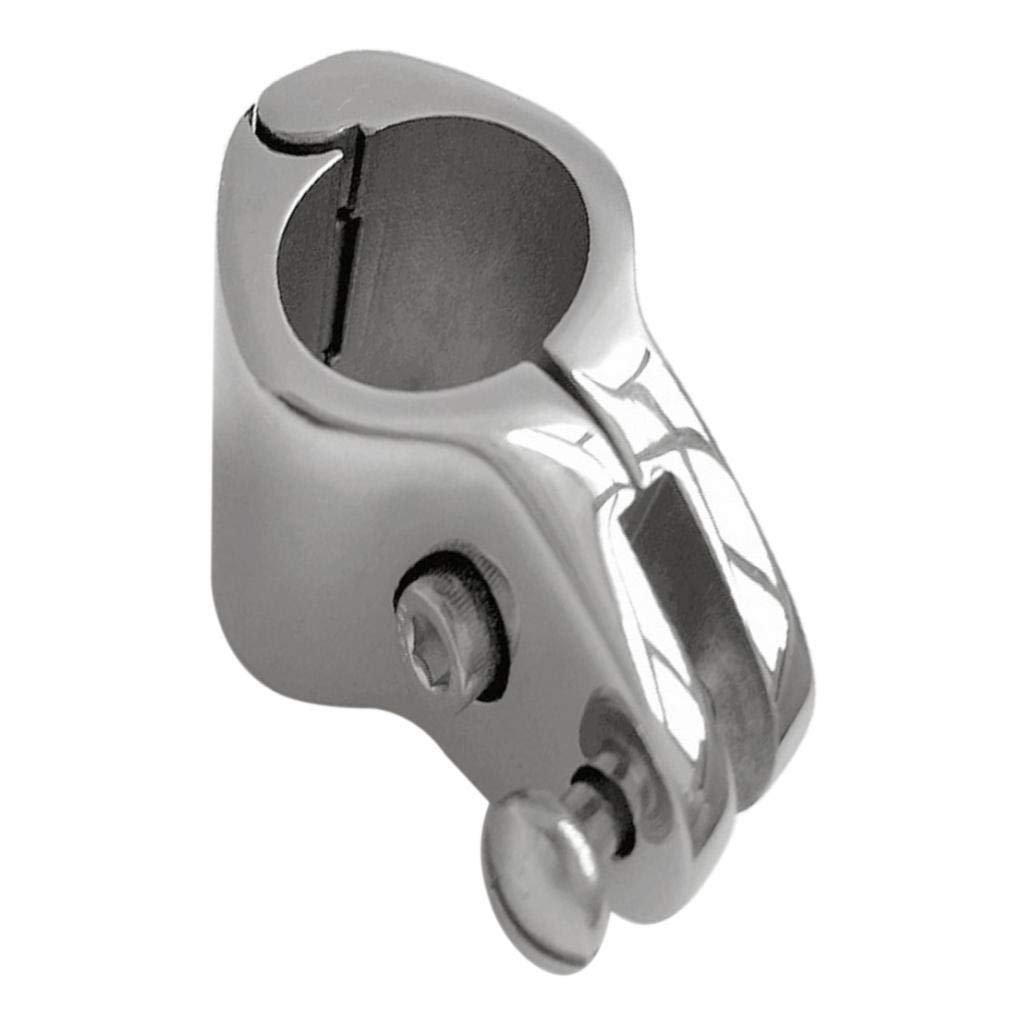 perfk Canop/ée Raccord Pince en Inox 316 pour Tube 25mm