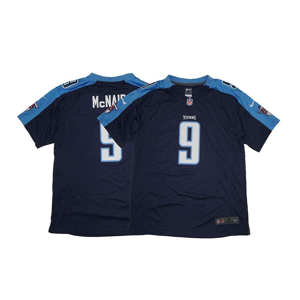 size 40 16340 8cc6f Amazon.com : Nike Steve McNair Tennessee Titans Game Day ...
