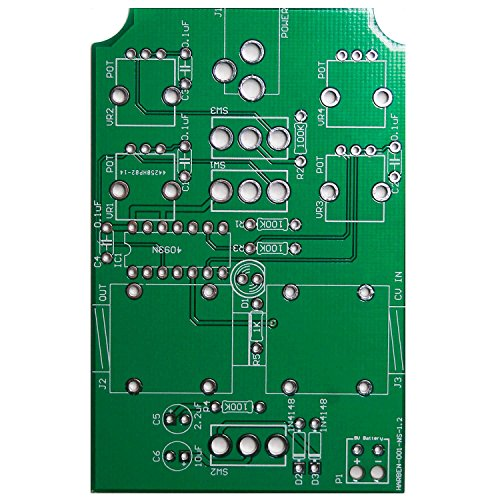 4093 Chaos NAND Handheld PCB – Drone Synth