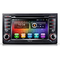Eonon GA7158S Android 6.0 Car DVD Player Special for Audi A4/S4/RS4/Seat Exeo 2GB Quad Core In Dash GPS Radio Stereo