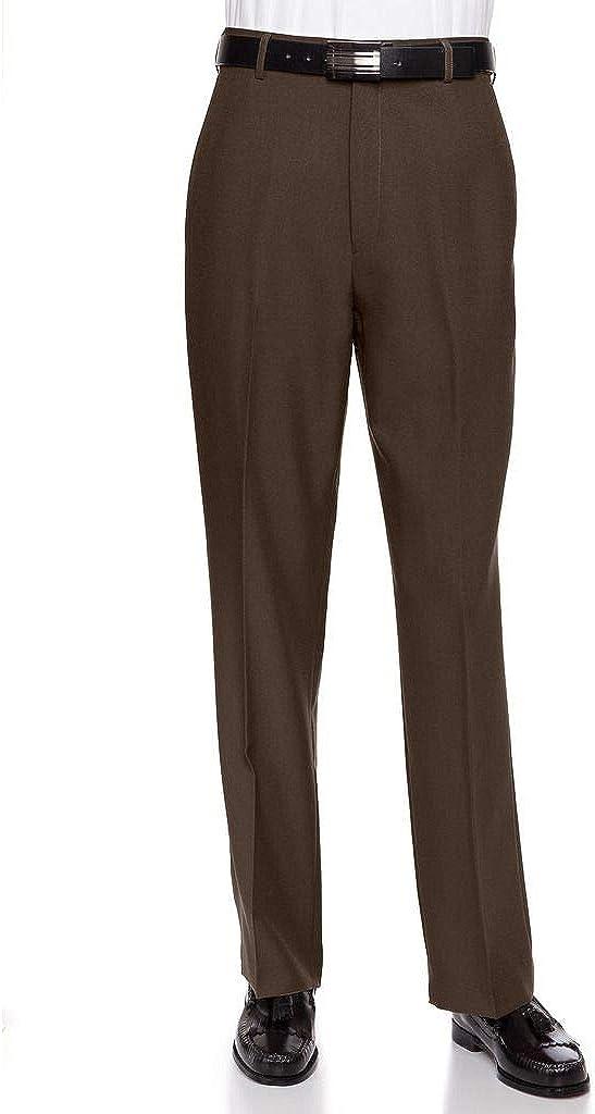 Amazon.com: RGM - Pantalón de vestir para hombre, corte ...