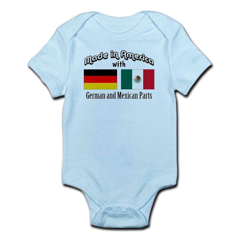 Amazon CafePress German Mexican Cute Infant Bodysuit Baby