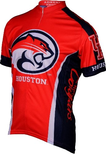 Adrenaline Promotions NCAA Houston Cycling (Houston Cycling Jersey)