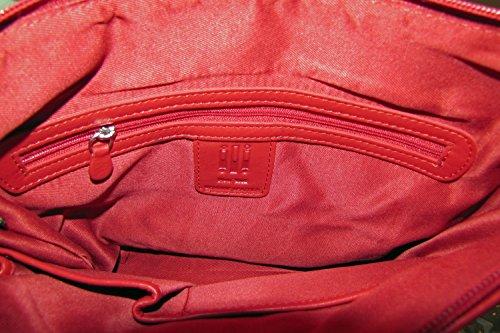 Turquoise Handbag Crossbody Leather ili Hobo Zip wxOgnXq
