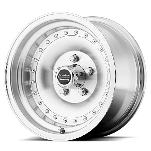 American Racing Outlaw I AR61 Machined Wheel with Clear Coat (14x7