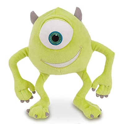 "Disney Monsters Inc. 15"" Mike Wazowski Plush Doll: Toys & Games"