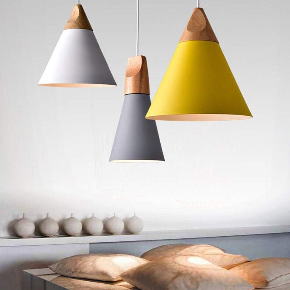 Small color aluminum chandelier
