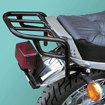 SPAAN - Parrilla - Pintada en Negro Yamaha Sr 250-250 Special