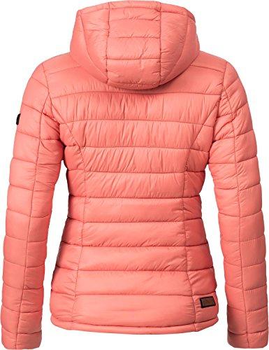 Giacca 11 Donna Xs Marikoo Da Mezza Colori Arancione xxl Lucy Trapuntata Stagione 7wwH50q