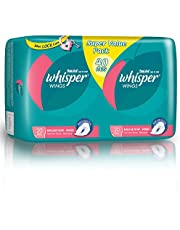 Whisper Regular Flow Wings Sanitary Pads