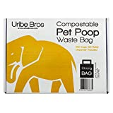 Uribe Bros. Strong and Eco-Friendly Pet Poop Waste Bags