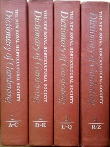 510OVtpyvCL. SX371 BO1,204,203,200  - The New Rhs Dictionary Of Gardening